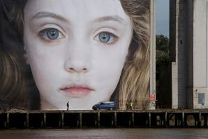 The Last Child 2 by gottfriedhelnwein
