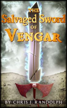 Vengar the Barbarian - Second Ebook Cover by Spectre-7