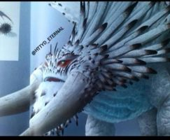 The Art Of Httyd 2 Bwildabest close up look by hiccupandtoothless22