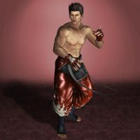 Dead Or Alive 5 Jann Lee 2 by ArmachamCorp