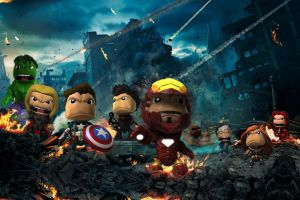 The Avengers (LittleBigPlanet) by EternalReflux