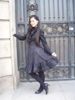 Gothic Lolita narcissique 1 by angelcurioso
