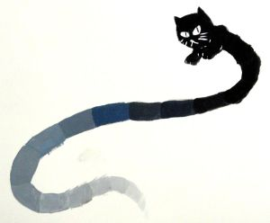 Long Cat: Gradient Jorm