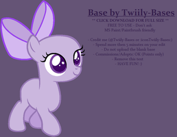 MLP Base 338 by Twiily-Bases