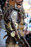 Steampunk overlord mechanical by cosplayoverlord