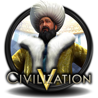 Civilization V Icon v2 by Kamizanon