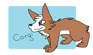 Corgi by ItsLonely