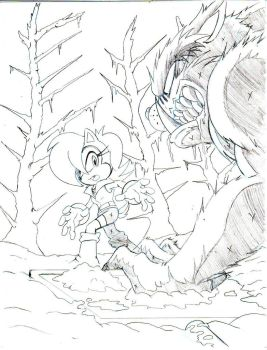 Sonic Universe Reality Nightmare 001 by trunks24