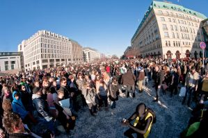 Berlin pillow fight 2011 - 26 by Egg-Salad