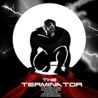 pictogram of the terminator by R-Clifford