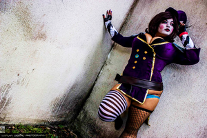 Aint No Rest For The Wicked- Mad Moxxi Cosplay by AlyChuCosplay