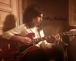 Amy Winehouse Display+02 by nataschamyeditions