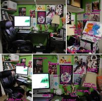 Workspace of dooooom by setsuna22