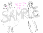 Alice Umi VCV *New Concept Art* by Kaamy-Art
