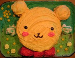 Card Captor Sakura: Kero Cake by Piko-Piko-Princess