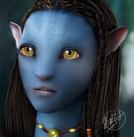 Neytiri FAIL by Kali15