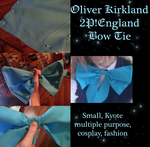 Oliver Kirkland Big BowTie Accessory by Keeper-OfThe-Dead