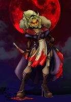 """""""Bloody"""" Betty Sue by oldxer"""