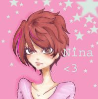 Cartoon me ID haha by Nina-D-Lux