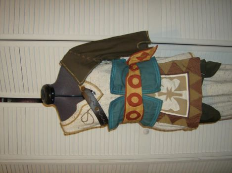 Twilight Princess Ordon Link by lucypevensie85