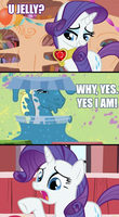 U Jelly? by dmtb
