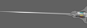 Weiss' Weapon - Myrtenaster by TheLozzter5000