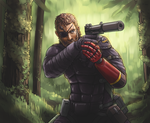 Punished Snake by AspartameChild