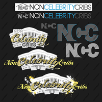 Non Celebrity Homes Logo by fireproofgfx