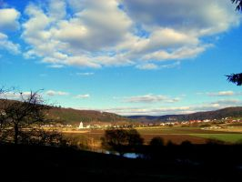 almost spring by Mittelfranke