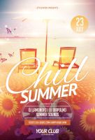 Chill Summer Flyer by styleWish