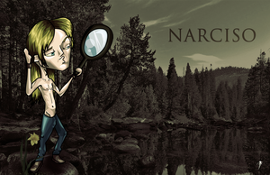 Narciso by Silphes