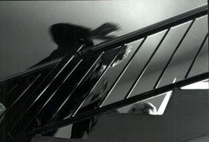 stairs_ by WilburMercer
