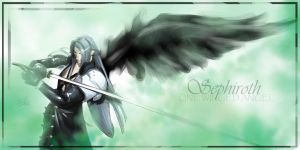Sephiroth: Demon Rising by Sathiest-Emperor