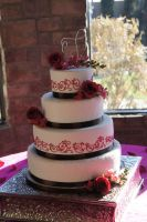 Wedding cake 179 by ninny85310