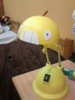 Scraggy lamp by Smimon
