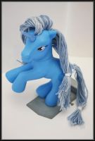 The Great and Powerful Trixie's good twin! WIP 2 by takysa