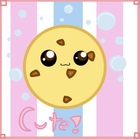 Yay, A Cookie by Yum-Yum-Cookie