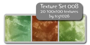 Texture Set 008 by tcg1026