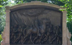 Robert Gould Shaw Memorial by Belthazor1