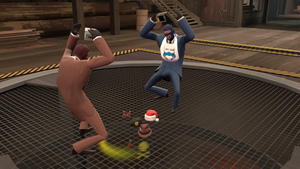 SFM Poster: Spycrabing For Hats by Kyo-comics
