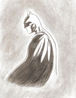 Batman by Vitor-Michaelis