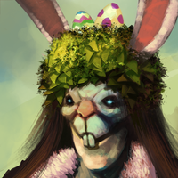 EasterHarb by cosmodog