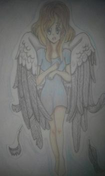 The Angel Jina OC by Soulhunter98