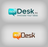 AppDesk logo by HamidQureshi