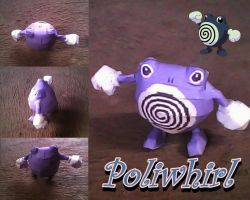 Poliwhirl by javierini