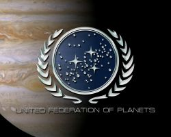 Federation Wallpaper Jupiter by imaximus