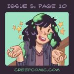 Creep Update Issue 5: Page 10 by Cup-Kayke