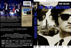 DVD COVERS - The Blue Brothers by NewRandombell