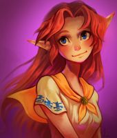 Malon by Bufflmina