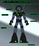 The Living Weapon by Big-K-2011
